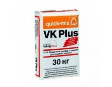 V.O.R. Кладочный раствор для лицевого кирпича VK plus, Quickmix