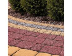 Тротуарная плитка бетонная Nostalit с крошкой , Польша