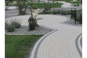 Тротуарная плитка Piko с крошкой 6