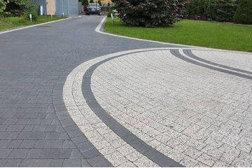 Тротуарная плитка Piko с крошкой 2