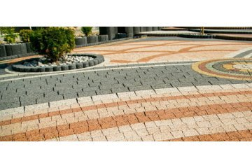 Тротуарная плитка Piko с крошкой 3
