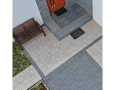 Тротуарная плитка бетонная Roma с крошкой , Польша