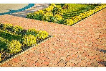 Тротуарная плитка бетонная  4