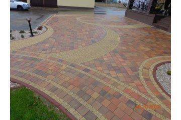 Тротуарная плитка Starobruk меланж 2