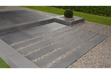 Крупноформатные бетонные плиты Sottile, Semmelrock 1