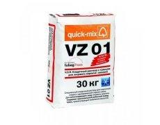 V.O.R. Кладочный раствор для лицевого кирпича - Зимний VZ 01, Quickmix