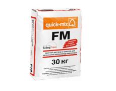 FM-H Цветная смесь для заделки швов графитово-черный, Quickmix