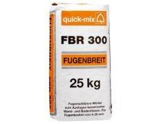 FBR 300 Затирка для широких швов «Фугенбрайт», Quickmix