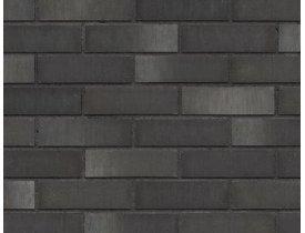 Клинкерная плитка HF64 White night, 240х71х14, King Klinker