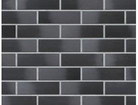Клинкерная плитка 33 Black diamond, 240х71х10, King Klinker