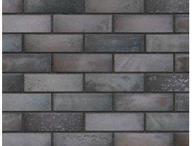 Клинкерная плитка 37 Black jack, 240х71х10, King Klinker