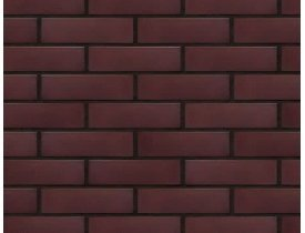 Клинкерная плитка 07 The Crimson island, 250х65х10, King Klinker