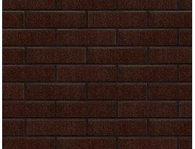 Клинкерная плитка 02 Brown-glazed, 250х65х10, King Klinker