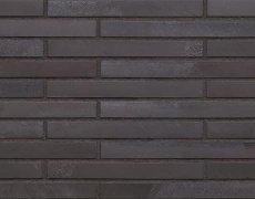 Клинкерная плитка LF05 Black heart, 490х52х14, King Klinker