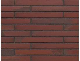 Клинкерная плитка LF16 Red zeppelin, 490х52х14, King Klinker