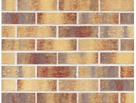 Клинкерная плитка HF15 Rainbow brick, 240х71х10, King Klinker