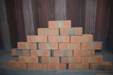 Брусчатка клинкерная паркетная Магма, 200x52x45, Керамейя Бруккерам 1