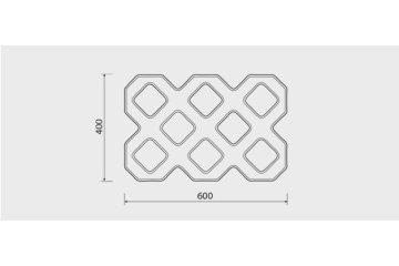Парковочная решетка (Травница), Superbet 1