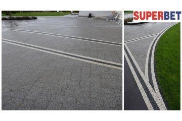 Польская тротуарная плитка Идеал Аквалайн Гранд, Superbet 8