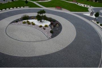 Польская тротуарная плитка Идеал Аквалайн Дория, Superbet 9