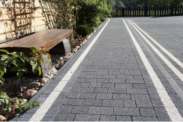 Польская тротуарная плитка Идеал Аквалайн Нефрит, Superbet 25