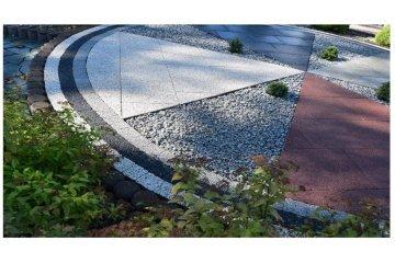Польская тротуарная плитка Идеал Аквалайн Плитка 35х35х5, Superbet 1