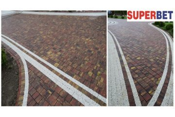 Польская тротуарная плитка Идеал Феерия Колор Атена, Superbet 9