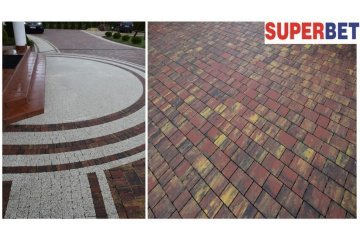 Польская тротуарная плитка Идеал Феерия Колор Атена, Superbet 16