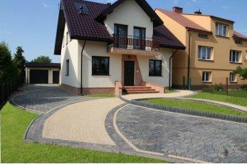 Польская тротуарная плитка Кальцит, Superbet 7
