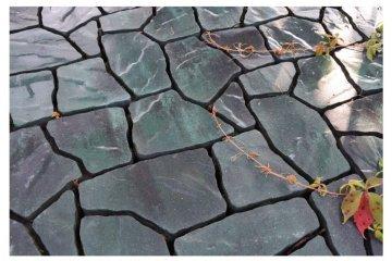 Польская тротуарная плитка Кальцит, Superbet 2