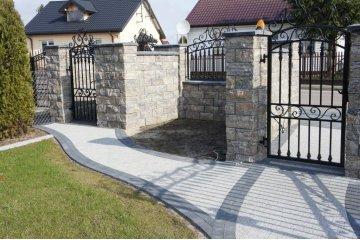 Польская тротуарная плитка Гранито Стандарт, Superbet 3