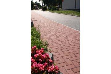 Польская тротуарная плитка Кирпичик Стандарт, Superbet 2