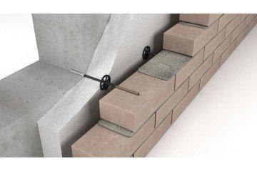 Базальтопластиковая гибкая связь для бетона, Гален 1