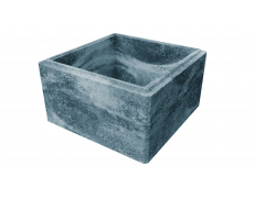 Блок для забора ЭЛЕГАНТ премиум, Польша, Superbet